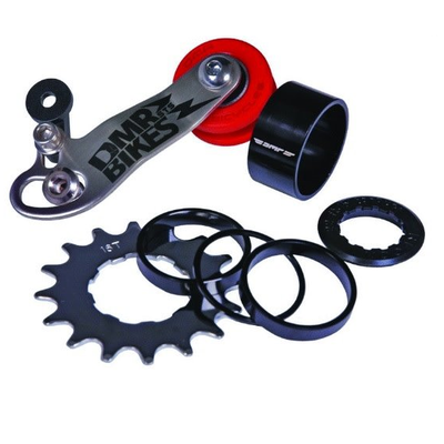 DMR DMR STS COMBO SINGLE SPEED CONVERSION KIT SILVER