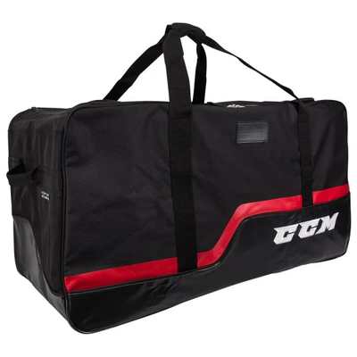 "CCM CCM 240 CARRY BAG JR 30"" BLACK/RED"