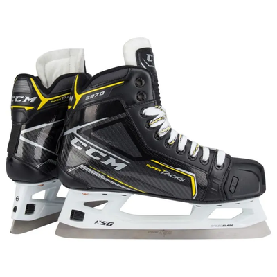 CCM CCM SUPER TACKS 9370 GOAL SKATE JR/INT