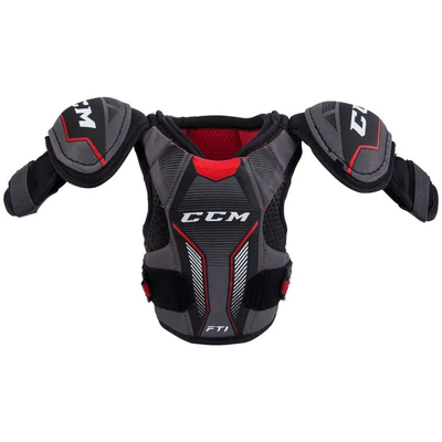 CCM CCM JETSPEED FT1 SHOULDER PADS YTH