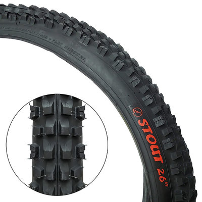 Vee VEE RUBBER STOUT 26 X 2.6 TIRE