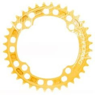 Chromag CHROMAG CHAIN RING 37T GOLD