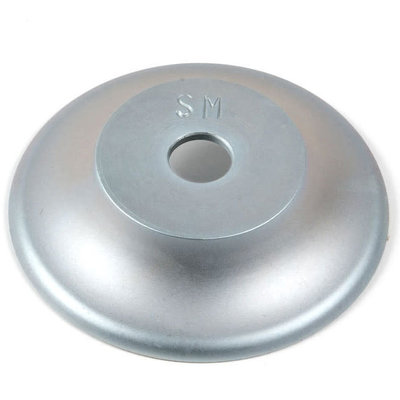 S&M S&M CYMBAL HUB FRONT GUARD SILVER