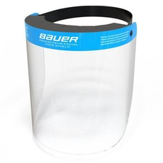 Bauer BAUER PPE FACE CLEAR SHIELD (ONE SIZE)