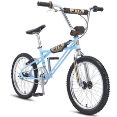 "SE BIKES 2021 SE QUADANGLE STR-1 20"" LIGHT BLUE"