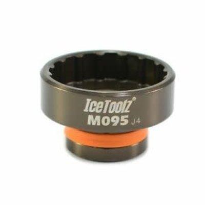 IceToolz ICETOOLZ M095 SPECIAL SHIMANO XT BB TOOL (SMALL)