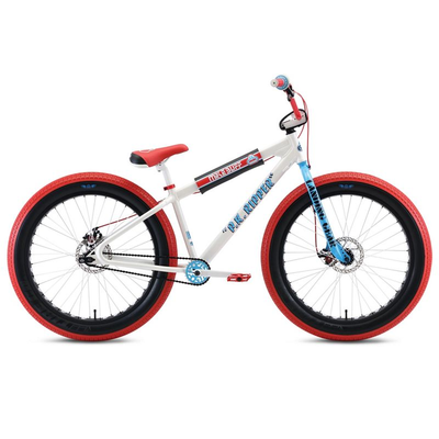 SE BIKES 2020 SE BIKE MIKE BUFF FAT RIPPER ARCTIC WHITE