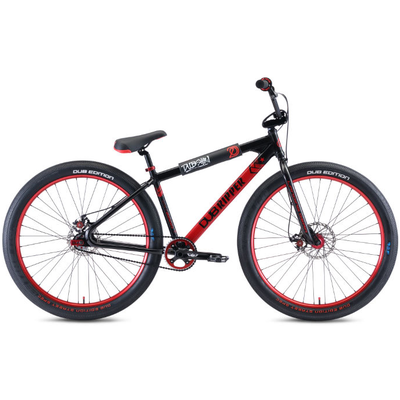 "SE BIKES 2020 SE BIKES MONSTER RIPPER 29""+ DUB EDITION BLACK"