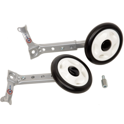 "49N 49N 16-24"" TRAINING WHEELS FOR DERAILLER EQUIPPED BIKES"