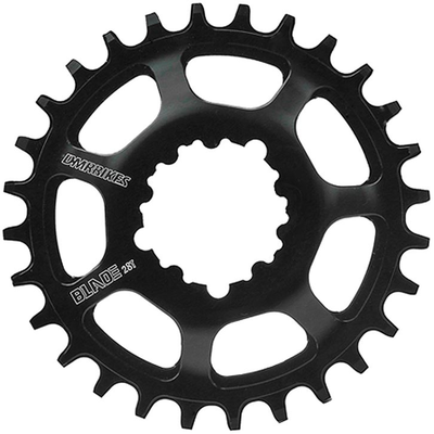 DMR DMR BLADE DIRECT MOUNT CHAINRING 34T BLACK