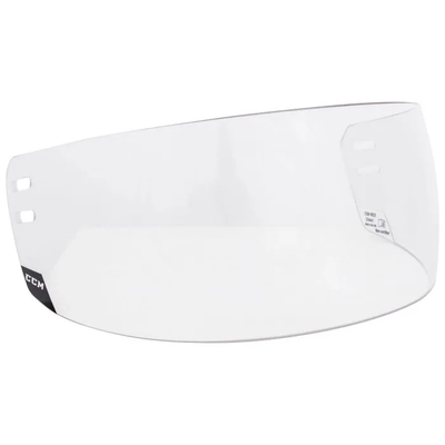 CCM CCM VR25 VISOR STRAIGHT SCREW ON