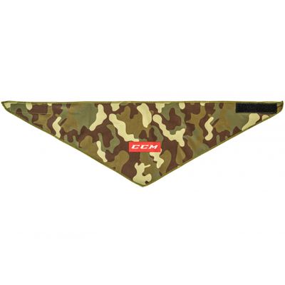 CCM CCM OUT PROTECT BANDANA PPE FACE MASK (ONE SIZE) CAMO