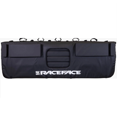 "Raceface RACEFACE T2 TAILGATE PAD SMALL 57"" BLACK"