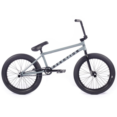 "Cult 2021 CULT DEVOTION 21""TT MATTE GREY (ETA SUMMER 2021)"