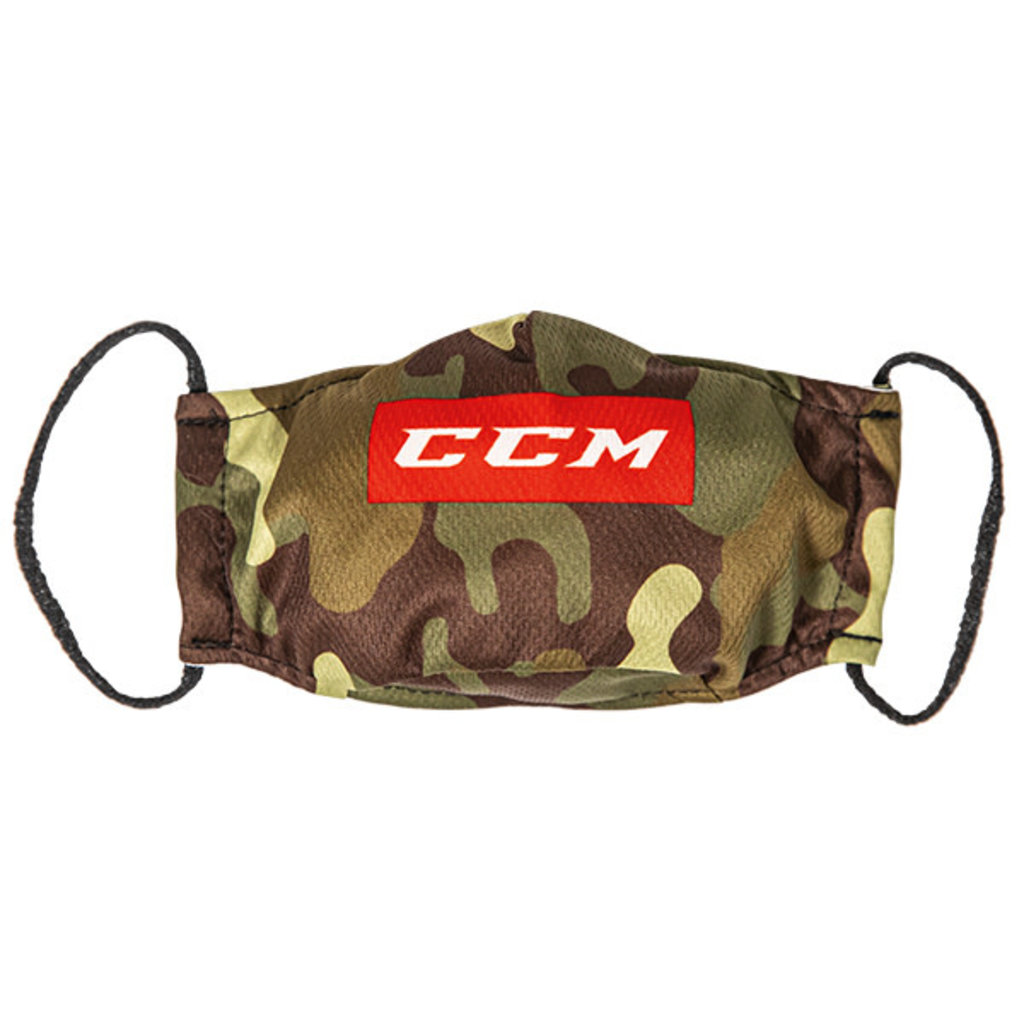 CCM CCM OUTPROTECT PPE FACE MASK (ONE SIZE) CAMO