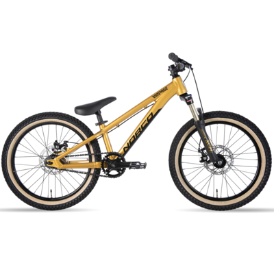 Norco 2021 NORCO RAMPAGE 2.2 GOLD/BLACK (SOLD OUT)