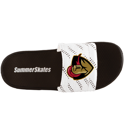 SummerSkates CUSTOM CRUSADERS SUMMERSKATES SLIDES