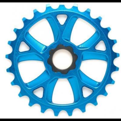 Cult CULT OS 25T 19MM SPLINE DRIVE SPROCKET BLUE