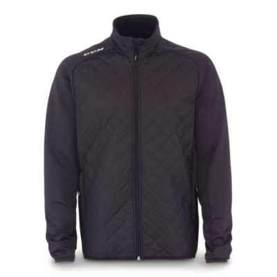 CCM CCM TEAM QUILTED JACKET SR J5648