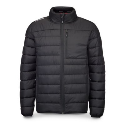 CCM CCM TEAM QUILTED JACKET YTH J4797