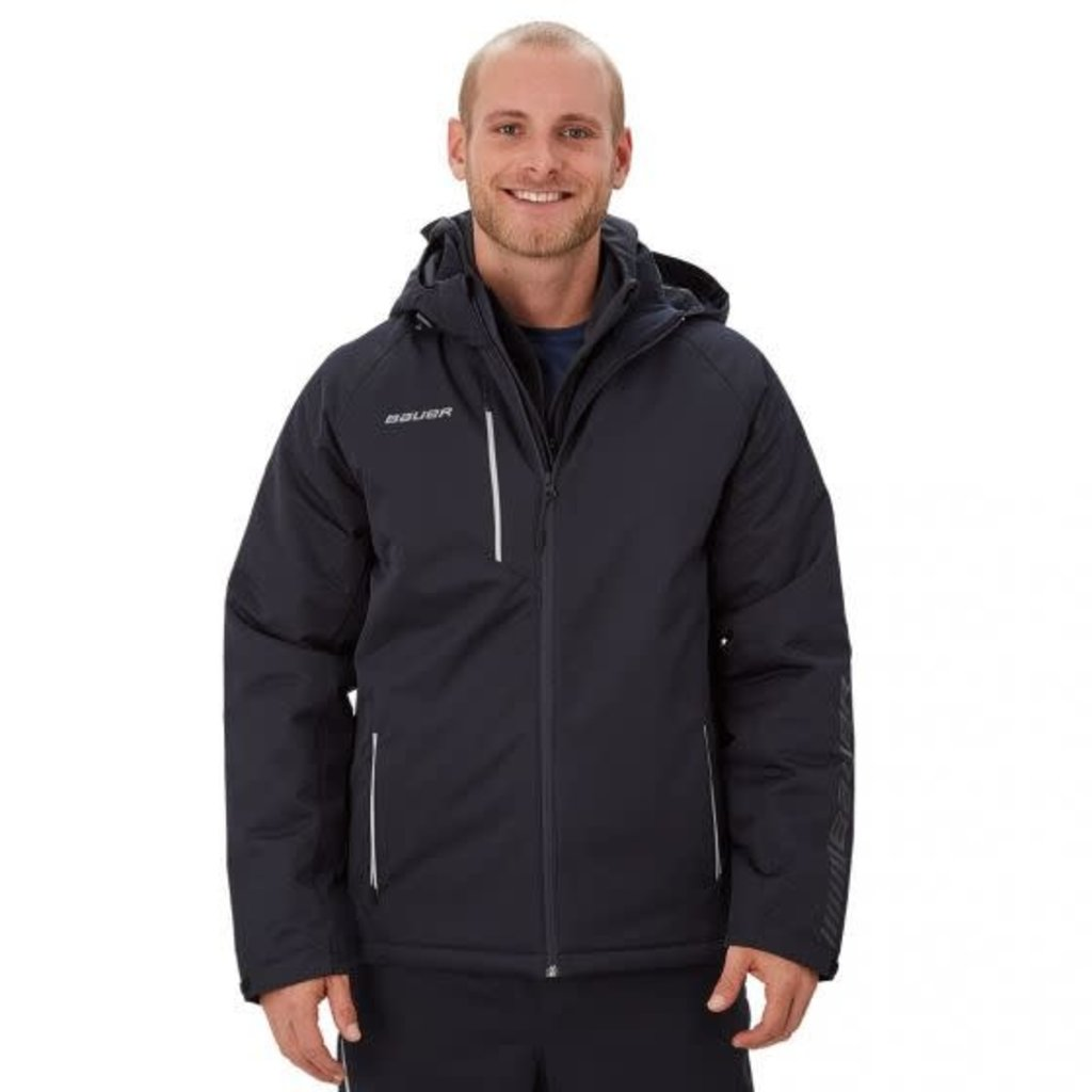 Bauer BAUER SUPREME HEAVYWEIGHT JACKET YTH