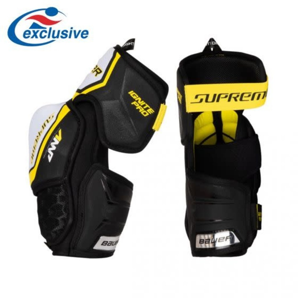 Bauer BAUER SUPREME IGNITE PRO ELBOW PADS JR S19