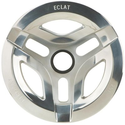 Eclat ECLAT VENT SPROCKET W/GUARD 25T POLISHED