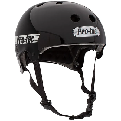 PROTEC OLD SCHOOL CE CERTIFIED HELMET