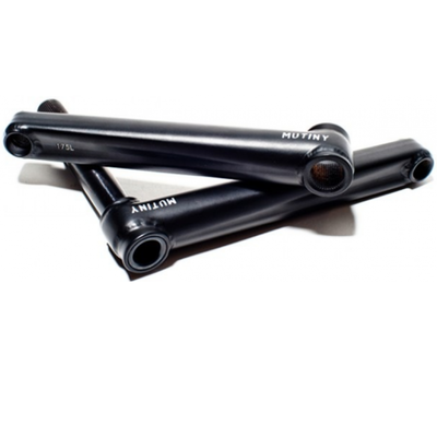 MUTINY MUTINY CINCH 175MM LHD CRANK BLACK