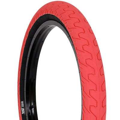 """Rant RANT SQUAD TIRE 20 X 2.35"""" RED"""