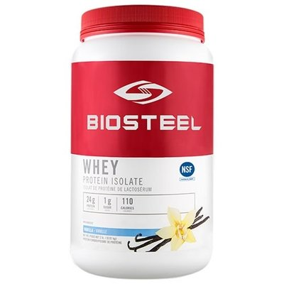 Biosteel BIOSTEEL WHEY PROTEIN ISOLATE 2LB VANILLA