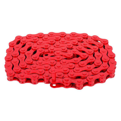 """Rant RANT 1/8"""" CHAIN RED"""