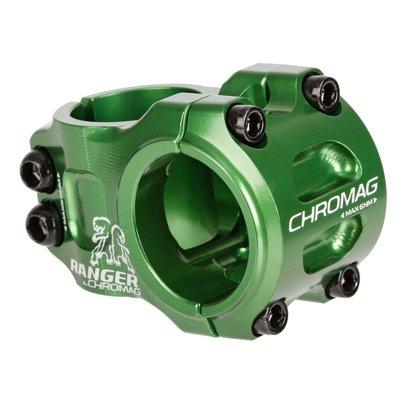 Chromag CHROMAG STEM RANGER V2 31.8MM GREEN