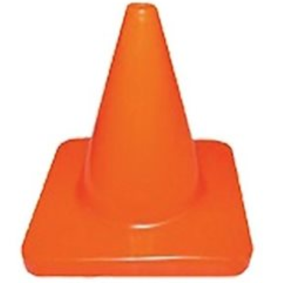 "Blue Sports 4"" PRACTICE CONE"