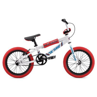 SE BIKES SE BIKES LIL FLYER 16'' WHITE/RED