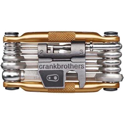 Crank Bros CRANK BROTHERS MULTI TOOL M17 GOLD
