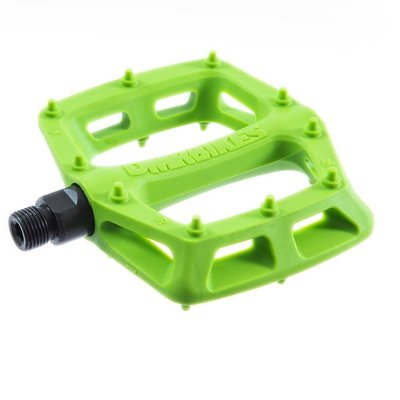 DMR DMR V6 NYLON PEDAL GREEN