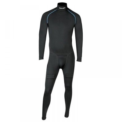 Bauer BAUER CORE INTEGRATED JOCK PANT W NECK YTH S18