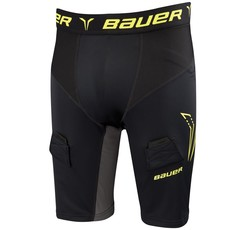 Bauer BAUER PREMIUM COMPRESSION JOCK SHORT SR S18