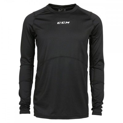 CCM CCM COMPRESSION LS GRIP SHIRT SR S19