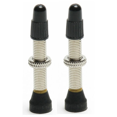Stans STANS NO TUBES UST VALVE STEMS 55MM PAIR