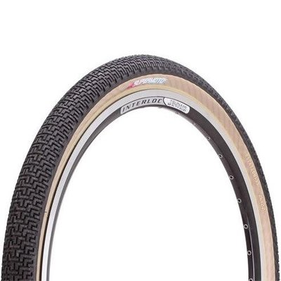 DMR DMR SUPER MOTO TIRE 24 X 2.1 BLACK/TAN