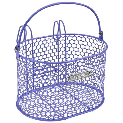 Electra ELECTRA HONEYCOMB HOOK BASKET SMALL DARK PURPLE