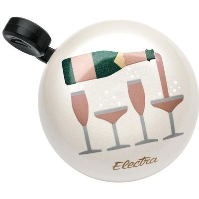Electra ELECTRA DOMED RINGER BELL CHAMPAGNE