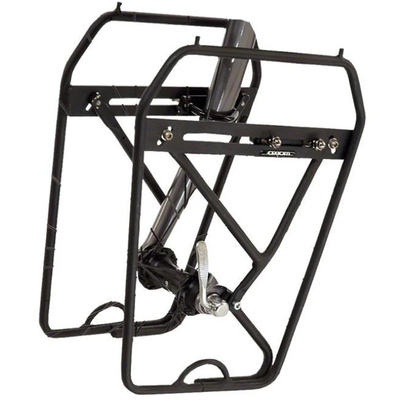 Axiom AXIOM JOURNEY FRONT RACK BLACK RIGID