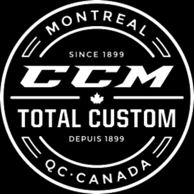 CCM CCM TOTAL CUSTOM PLUS GOAL SKATE SR (7-12.5)