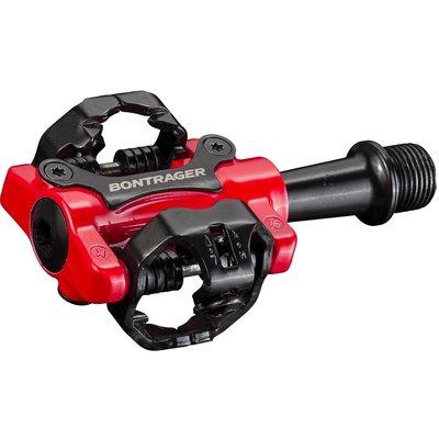 Bontrager BONTRAGER COMP CLIPLESS PEDAL RED/BLACK