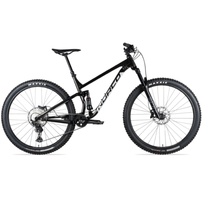 Norco 2021 NORCO FLUID FS 1 BLACK/SILVER