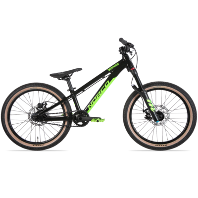 "Norco 2021 NORCO RAMPAGE 2.1 20"" BLACK/GREEN"