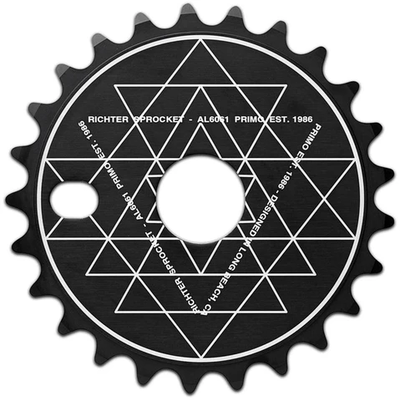 Primo PRIMO RICHTER SPROCKET 25T BLACK